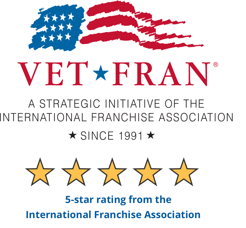 Veterans Get 20pct off Franchise Fee